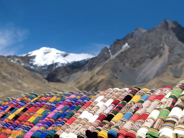 Un nouvel événement  : Le Pérou