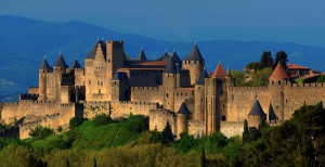 carcassonne - Pays catalan