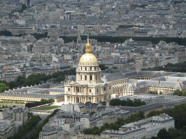 Hotel des Invalides, Journée parisienne - Invalides